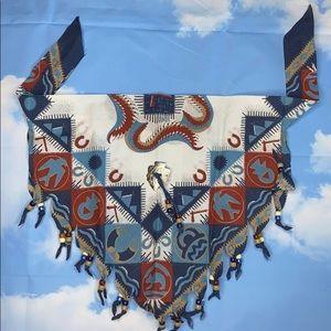 Accessories - Tribal Boho Face mask/Handkerchief